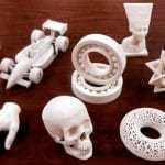 خدمات پرینت سه بعدی – نمونه سازی سریع